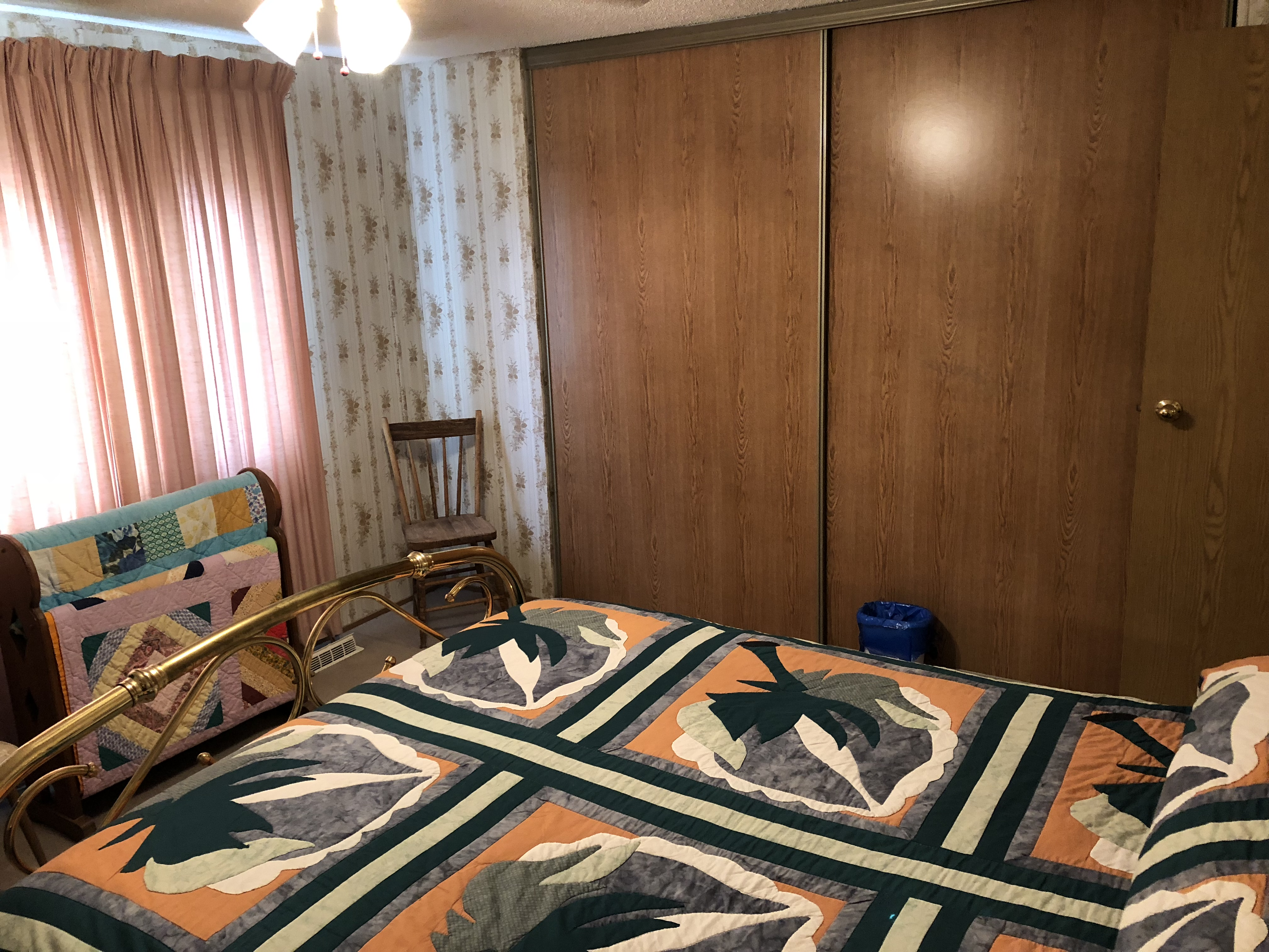 KP master bedroom closet