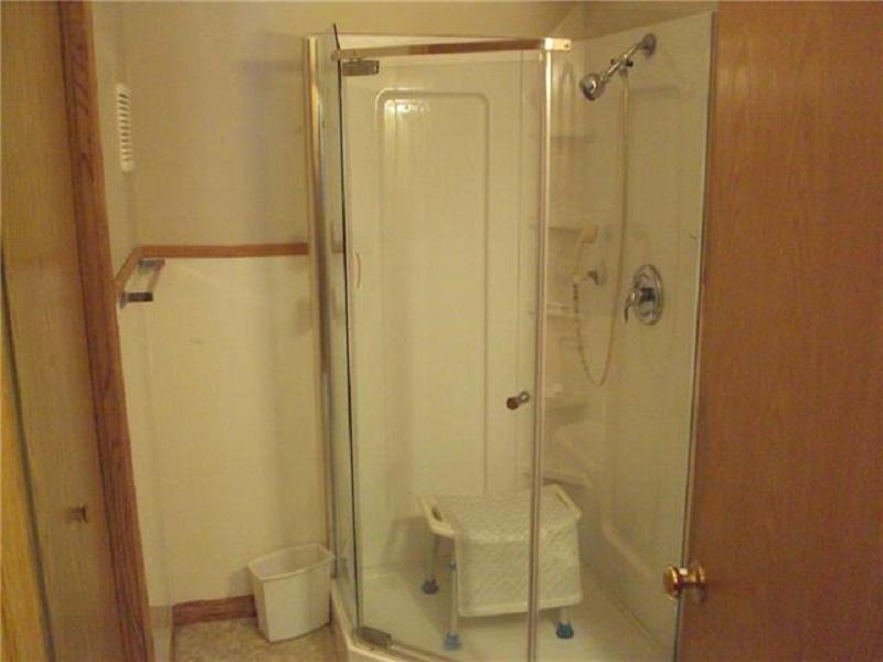 garvin shower
